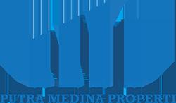Logo Putra Medina Properti